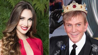 Osmel y Edymar dan la séptima corona del Miss Internacional a Venezuela