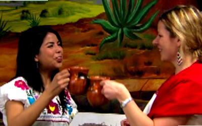 'La Güera Pulquera' nacida en Chicago que rescata la tradicional bebida...