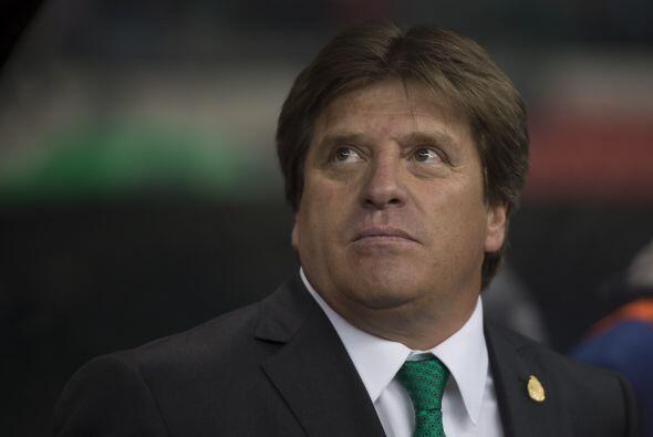 Aunque ya tuvo la experiencia de vivir un Mundial, el técnico Miguel Her...