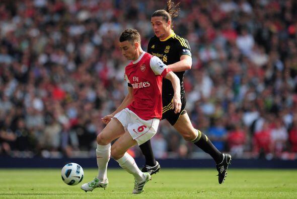 Arsenal recibió al Liverpool en duelo del sublíder del torneo ante los a...