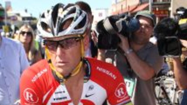 Armstrong confesó la semana pasada haberse dopado, aunque no entró en de...