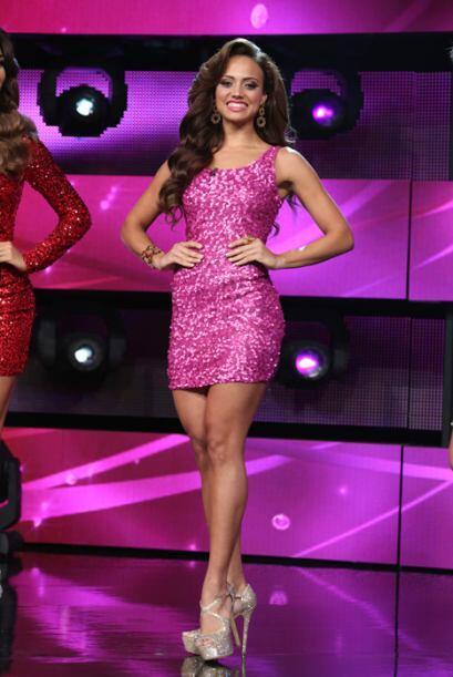 Bridget fue la cuarta eliminada de la competencia, Lisandra ya no haya q...