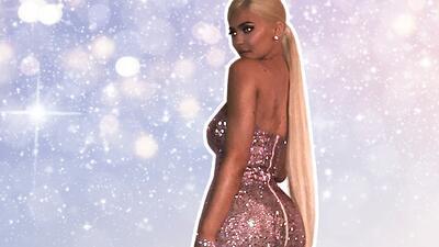 Kylie Jenner deslumbró con su look de 70,000 cristales para celebrar su cumpleaños 21