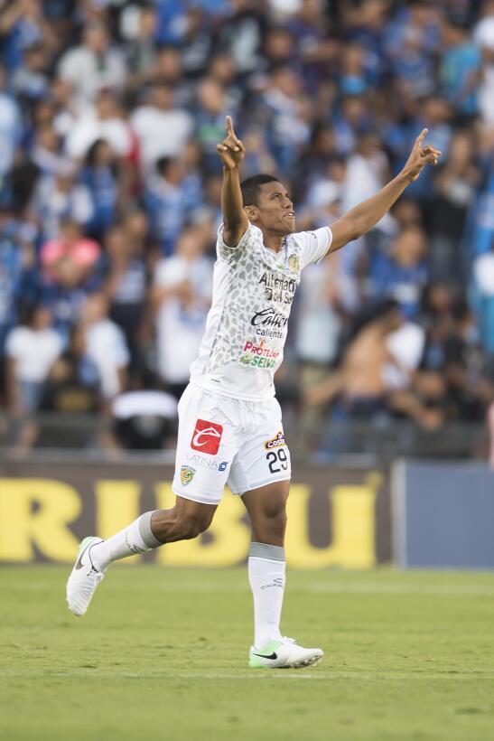 Jaguares consiguió empate con sabor a triunfo de su visita a Querétaro V...