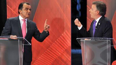 Se enciende el debate rumbo a la presidencia de Colombia