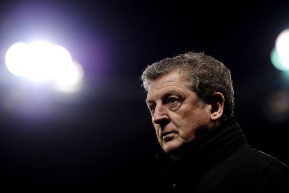 El técnico del Albion, Roy Hodgson, lucía preocupado antes del duelo deb...