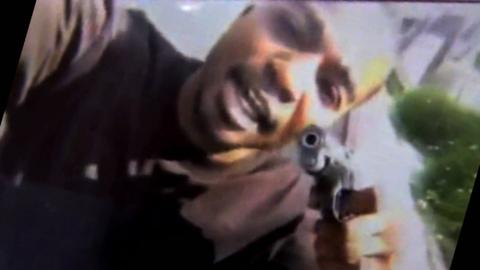 """Supuesto pandillero apodado """"Pee-Wee"""" transmitió por Fa..."""