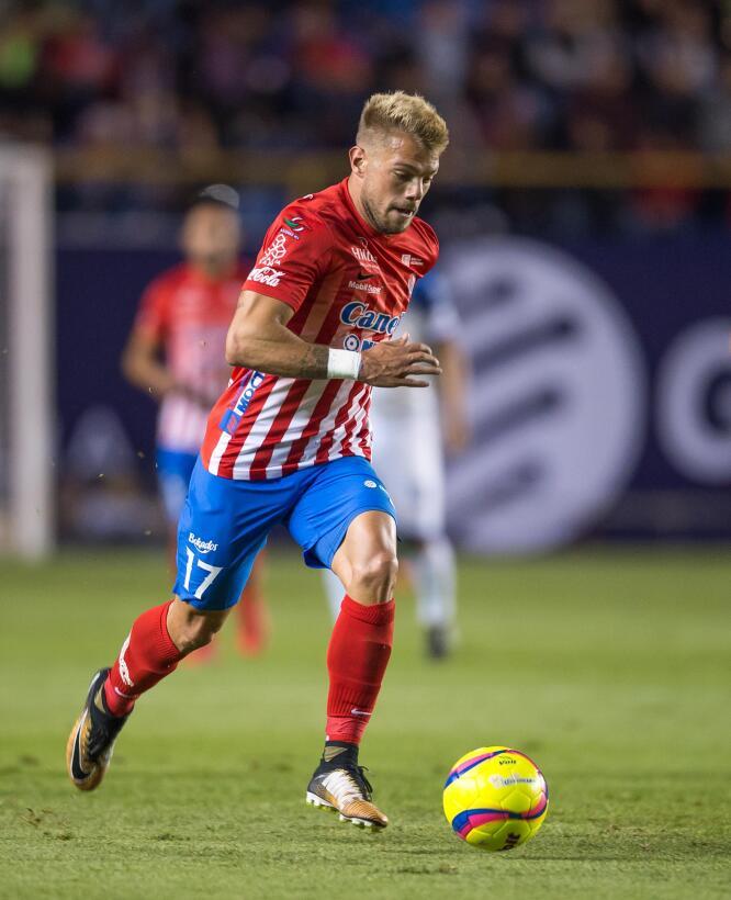 Defensor: Borja González (Atlético San Luis) - 12 intercepciones