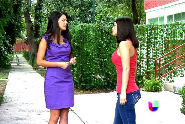 La pobre de Natalia no tiene idea que Brigitte le está dando de tomar ve...