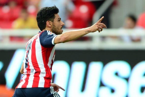 Rafael Márquez Lugo tuvo torneos aceptables con las Chivas en los cuales...