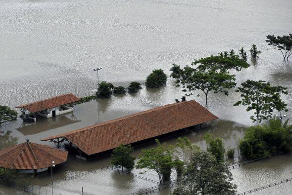 Los cambios climáticos se le han atribuido al fénomeno cli...