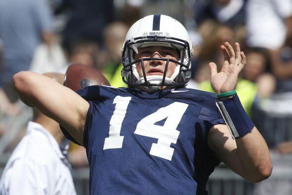 8. Christian Hackenberg, Penn State (AP-NFL).