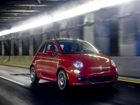 Fiat 500 Sport: $19,850 - MPG 29/25