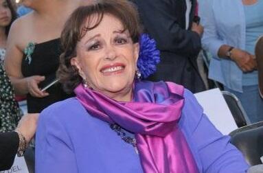 Lucha Villa homenaje en San Luis Potosí, su más reciente aparición en pú...
