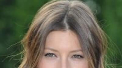 Jessica se dio a conocer en la serie 'El séptimo cielo'.