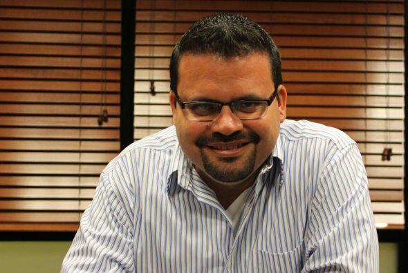 Ismar Santacruz, Vice President, Content Operations de Univision