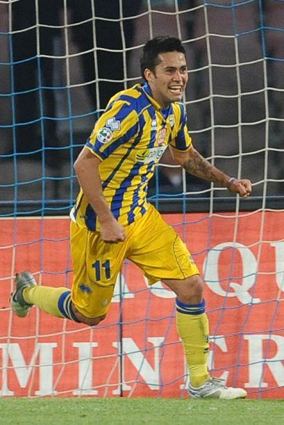En otro encuentro, Luis Jiménez le dio al Parma una victoria agónica sob...