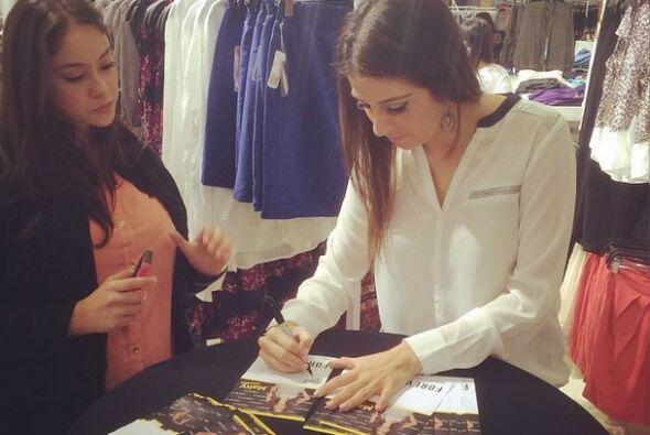 """Ya estamos en #Forever21HN @citymallhnd #Honduras #fashion"", compartió..."