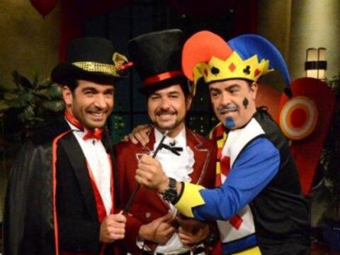 Noche de Perros se transformó en un circo de tres pistas.