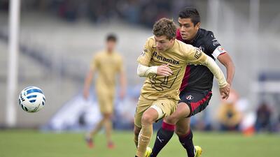 Manuel Pérez quiere 'llenarle el ojo' a Diego Alonso en Pachuca 20140810...