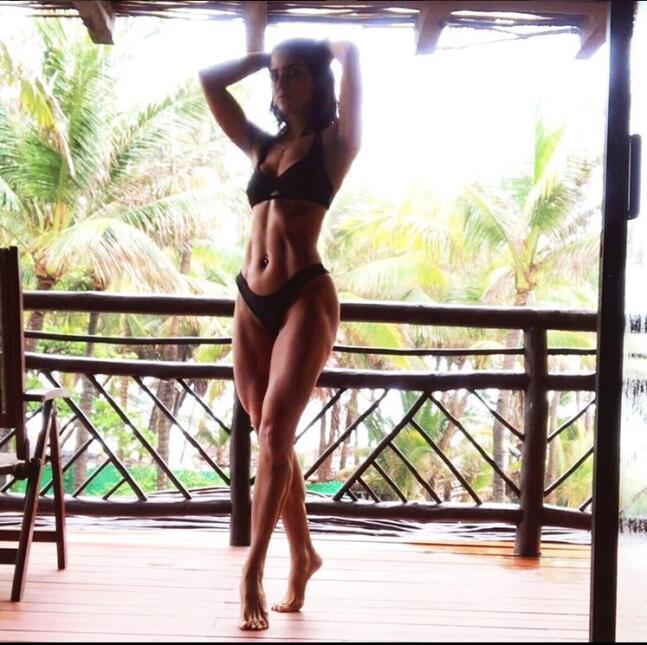 bárbara del regil bikini