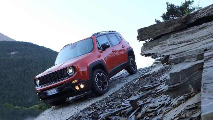 Los 10 autos más 'cool' de 2017 por menos de 18,000 dólares Jeep-Renegad...