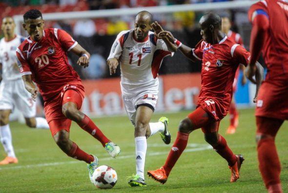 Panamá ha mostrado un juego veloz y versátil y terminaron de explotar co...