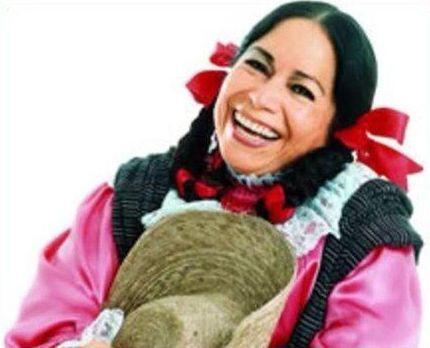 """""""Ave María dame puntería""""."""