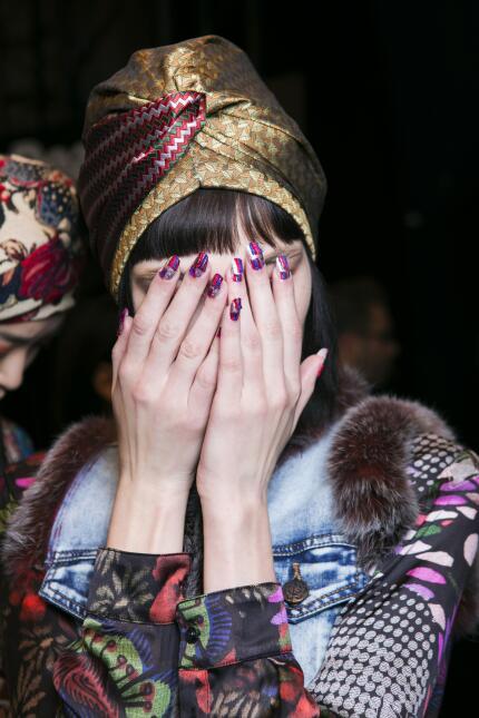 Esmaltes de uñas: 12 propuestas para (sacar las uñas) la próxima tempora...