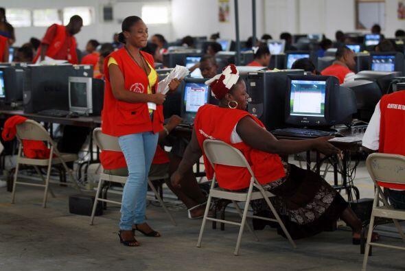 Los incidentes en la jornada electoral del domingo afectaron a un 4-5% d...