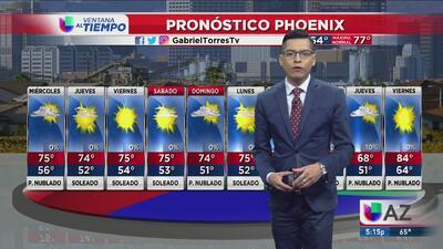 Continúan las bajas temperaturas en la región