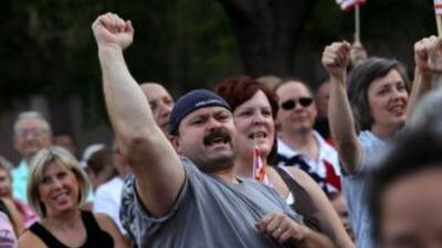 El movimiento conjtra la inmigración indocumentada creció en Estados Uni...