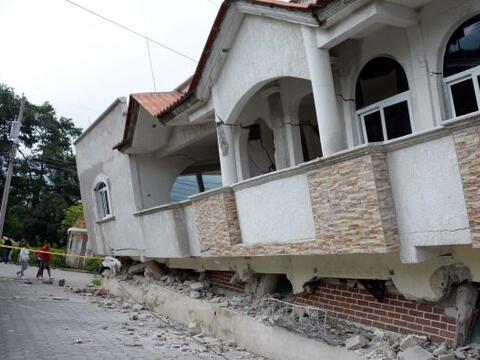 Esta mañana un sismo sacudió el estado mexicano de Chiapas...