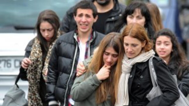 Tras la matanza en la escuela judía, Francia ha desplegado medios excepc...