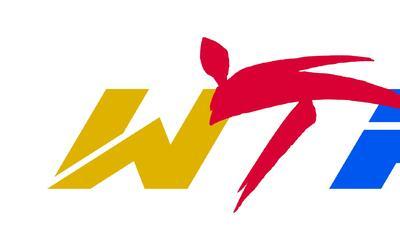 Este era el logo de la Federación Mundial de Taekwondo.