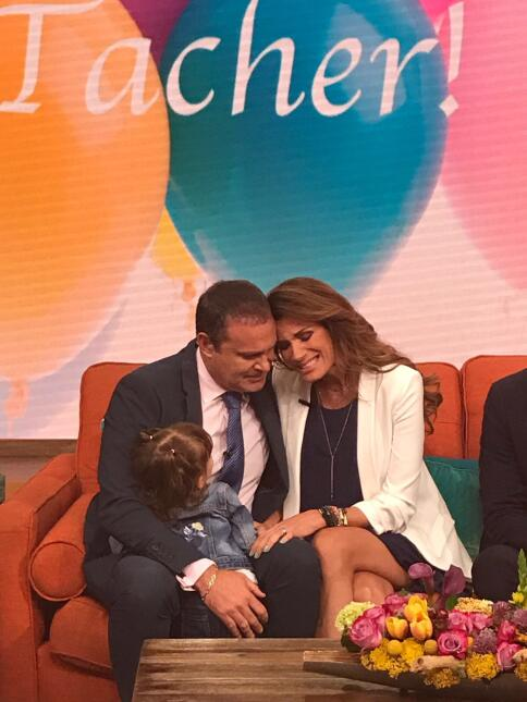 Alan Tacher y Cristy Bernal anuncian su segundo embarazo