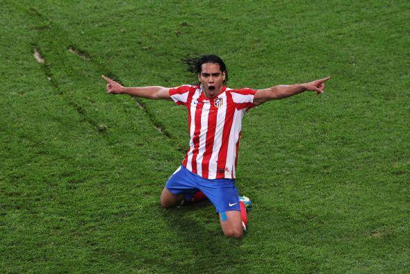 El delantero colombiano es el goleador de la Copa, por segundo año conse...