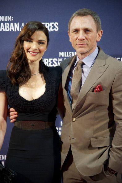 Daniel Craig y Rachel Weisz contrajeron nupcias de una manera más que se...