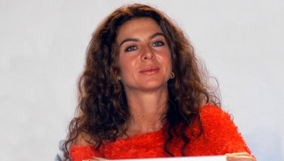 Asombra a la artista colombiana Margarita Rosa de Francisco que se inven...