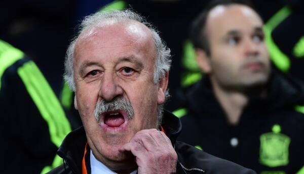 El timonel de España destacó el trabajo de Ancelotti.