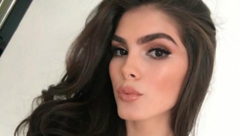 Denisse Franco representará a México en Miss Universo 2017