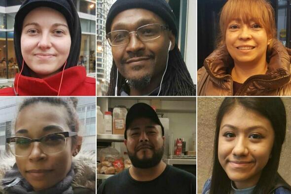 Residentes de Chicago hablan del legado del presidente Obama