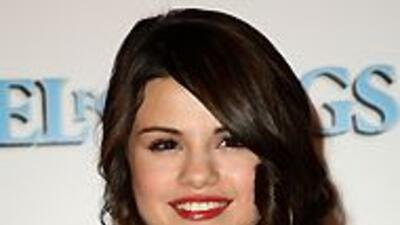 Selena espera seguir creciendo como actriz