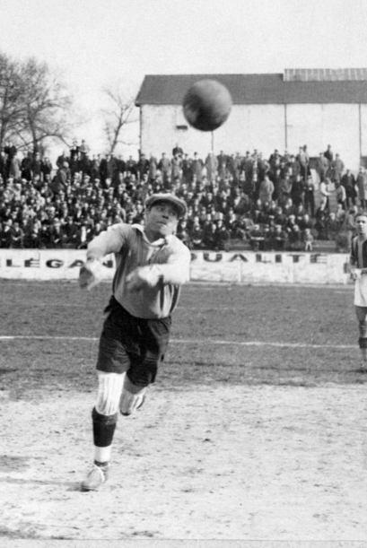 Cuando el fútbol español vivía sus primeros pasos el Barcelona tenía com...