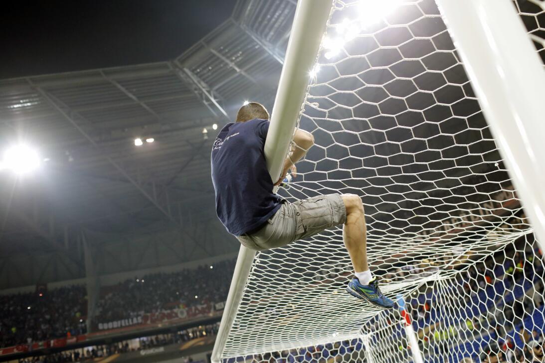 Castigo de UEFA por estos actos de violencia: ejemplar sanción para Lyon...