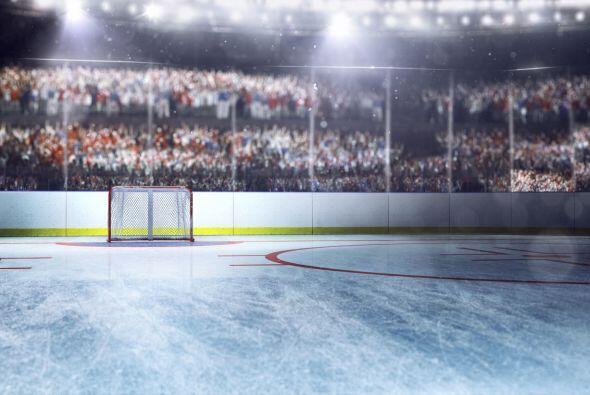 Vean la final de un campeonato. Si te gusta el hockey sobre hielo, básqu...