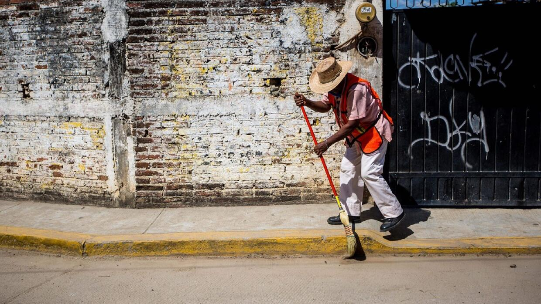 Trabajo en México