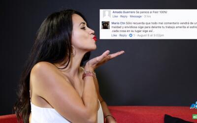 Carla Medrano - Facebook