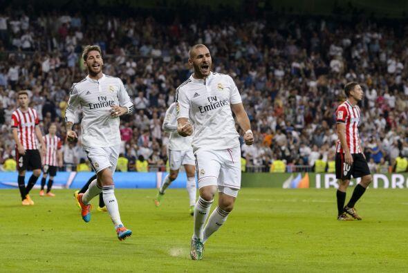 Karim Benzema espera ser un factor a favor de los madridistas en este ju...