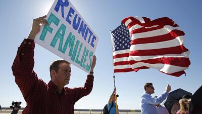"""""""Solo tres pudieron hablar con sus hijos"""": esta abogada tiene en sus manos 135 casos de padres separados"""